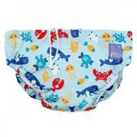 Bambinomio kalhotky na koupání - Deep Sea Blue
