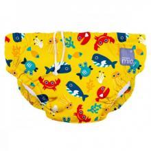 Bambino Mio kalhotky koupací Deep Sea Yellow