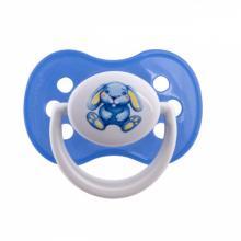 Canpol babies dudlík silikonový symetrický 0-6m MILKY