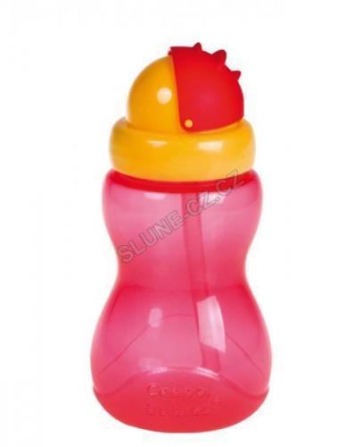 Canpol babies sportovní láhev se slámkou malá
