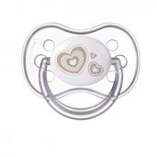 Canpol babies dudlík silikonový třešinka Newborn Baby 0-6m
