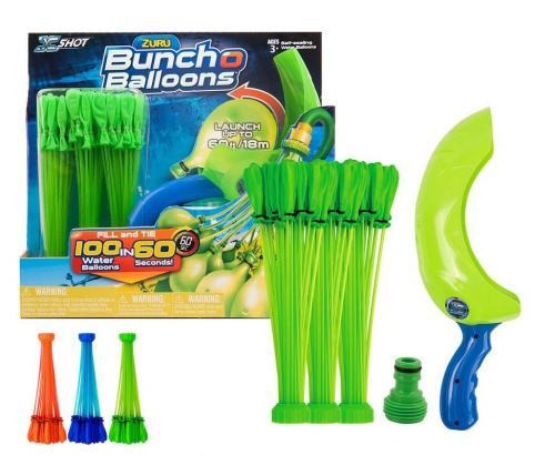 ADC Blackfire Zuru Vodní balónková bitva - vodní balónky s vrhačem