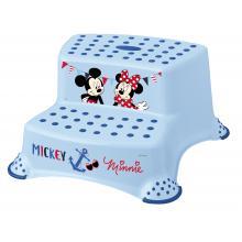 Keeeper Dvojstupínek k umyvadlu a WC Mickey & Minnie