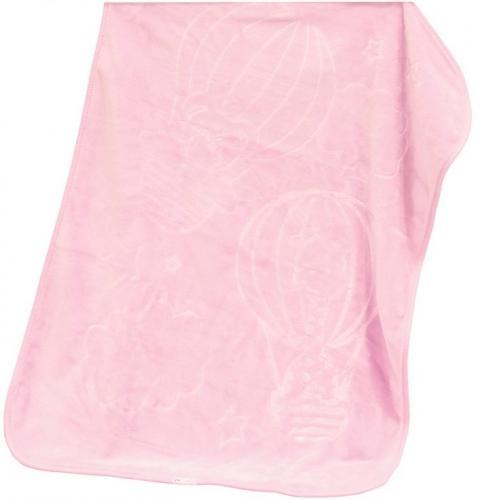 Scarlett Španělská deka akrylová - vytlačený vzor B12
