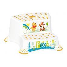Keeeper Dvojstupínek k umyvadlu a WC Winnie Pooh