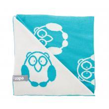 Zopa Dětská deka Little Owl 80x100 cm