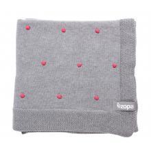 Zopa Dětská deka Dots 80x100 cm