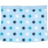 Baby Blue/Blue Stars