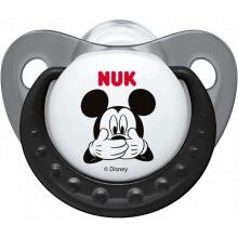 Nuk dudlík silikonový Trendline Mickey Mouse, 6-18m