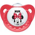 Nuk dudlík Trendline silikonový Mickey Mouse  0-6 m