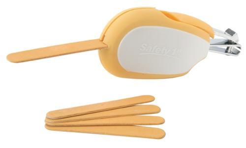 Safety 1st kleštičky na nehty + 5 ks pilníčků