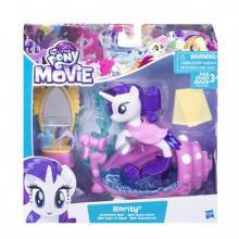 Hasbro My Little Pony Podmořský hrací set s poníkem 7,5 cm
