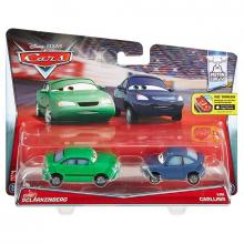 Mattel Cars 2 Kolekce Auto 2ks