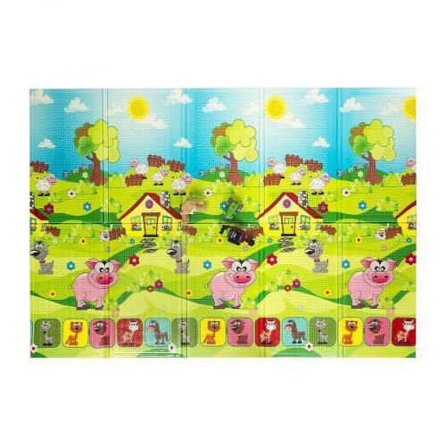 Casmatino multifunkční hrací pěnová podložka pro děti
