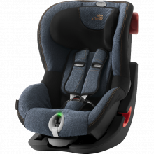 Autosedačka Britax Römer King II LS Black Edition 2021
