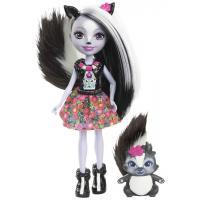 Mattel Enchantimals Panenka se zvířátkem