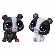 Hasbro Littlest Pet Shop Černobílé zvířátko