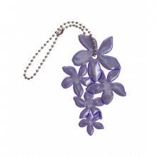 Glimmis reflexní přívěsek lilie