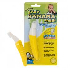 Baby Banana Brush první kartáček