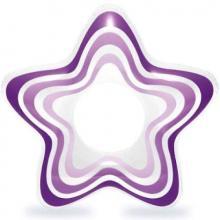 Intex nafukovací kruh hvězdice 74 x 71 cm
