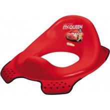 Keeeper Adaptér na WC Cars McQueen červená