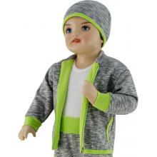 Esito Dětská mikina David zelená