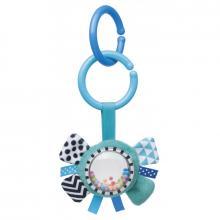 Canpol babies Šustící plyšová hračka s chrastítkem Zig Zag
