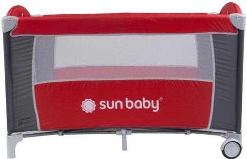 Sunbaby cestovní postýlka Sweet dreams bez vložného lůžka SD707